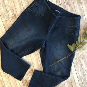 Style & Co jeans leggings XL